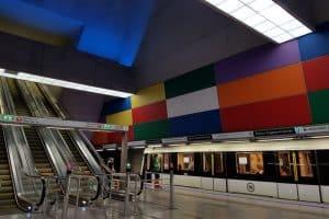 Metro 4, Budapest