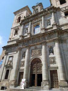 Iglesia de los jesuitas interior